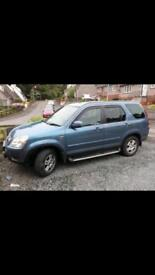 REDUCED Honda CR-V sport petrol automatic (low mileage for its age)