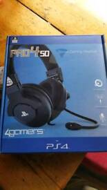 4gamers pro4-50 headset