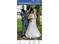 Leigh Heatherington Wedding Dress