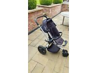Quinny Buzz Travel System (Pushchair & Carrycot)