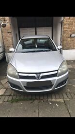 Vauxhall Astra 2006 Auto/Semi Auto