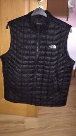 North Face body warmer (gillet)