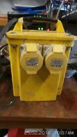 transformer 240 volt to 110 volt