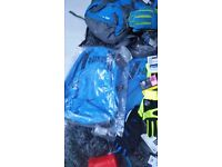 Nike rucksacks x2 new with tags