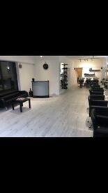 Hair salon for sale Eccles, Manchester, Hairdressing! New Refurbished int & ext..OWNER Retiring!