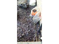 Small garden slates - free to collector