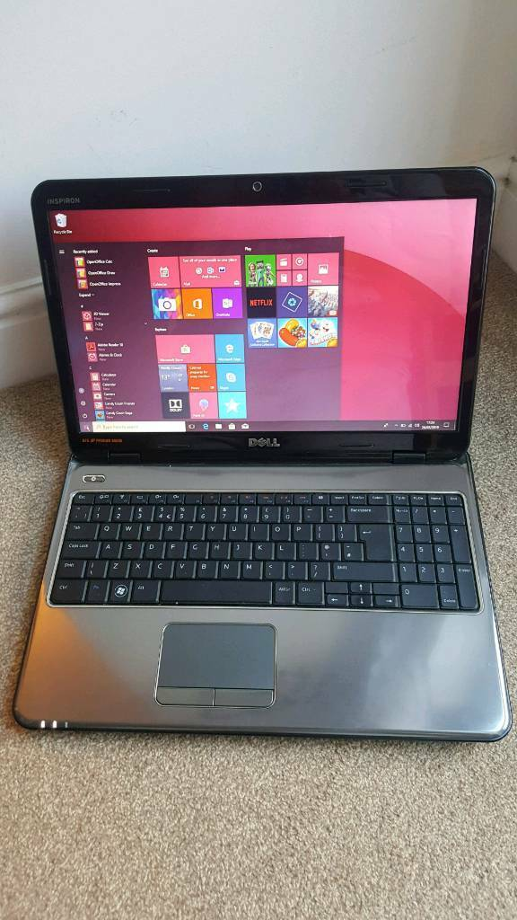 dell inspiron n5010 factory reset windows 7