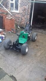 110cc off road buggy (SWAP OR OFFERS)