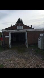 To Rent | Workshop | Workspace | Storage | Garage | Land | Yard | Container Storage | Self Storage