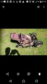 Brand New Pushchair