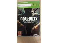 FS: Call of Duty Black Ops code for Xbox 360/One