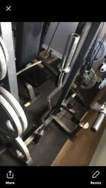 Marcy gym