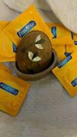 Condom's gift bags Set of 10