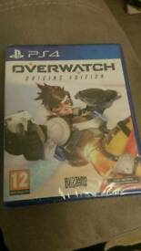 Overwatch - Origins Edition, Sealed Condition, swap or sell