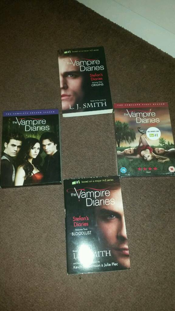 Vampire diaries set