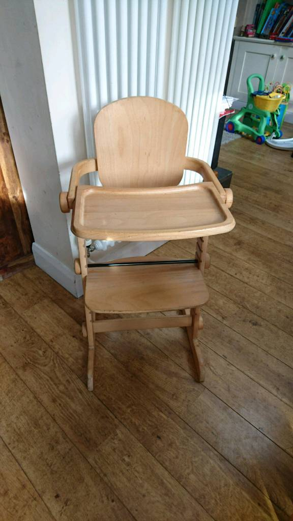 Geuther Multi Height High Chair