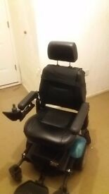 Electric wheelchair 4000 new hardly used