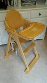 East Coast high chair