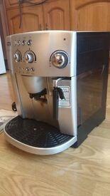 Bean to cup coffee machine Delonghi 4200