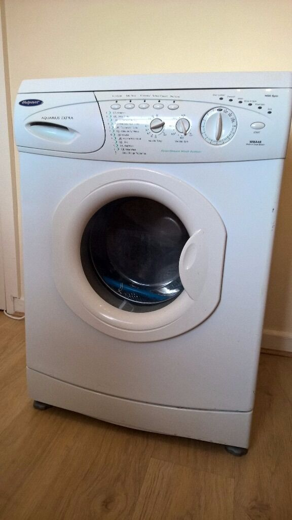 Hotpoint Washing Machine Spares hotpoint wma48 washing machine, spares or repairs. | in bury