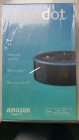 Amazon echo dot 2 brand new sealed