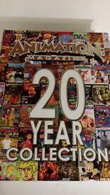 Animation Magazine: 20-Year Collection