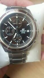 Mens casio watch edifice