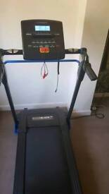 Roger Black Easy Fold Treadmill/Running Machine