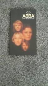 ABBA BOX dvds
