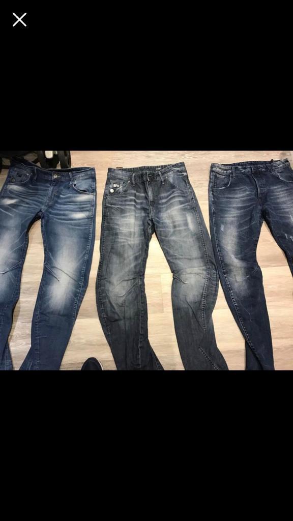 G star men's jeans