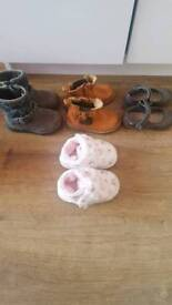 Girls next boots and shoes size 5