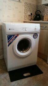 White knight 6kg tumble dryer can deliver for a small charge