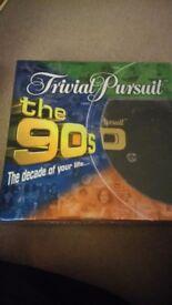 Trivial pursuit 90s edition