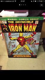 Ironman Canvas