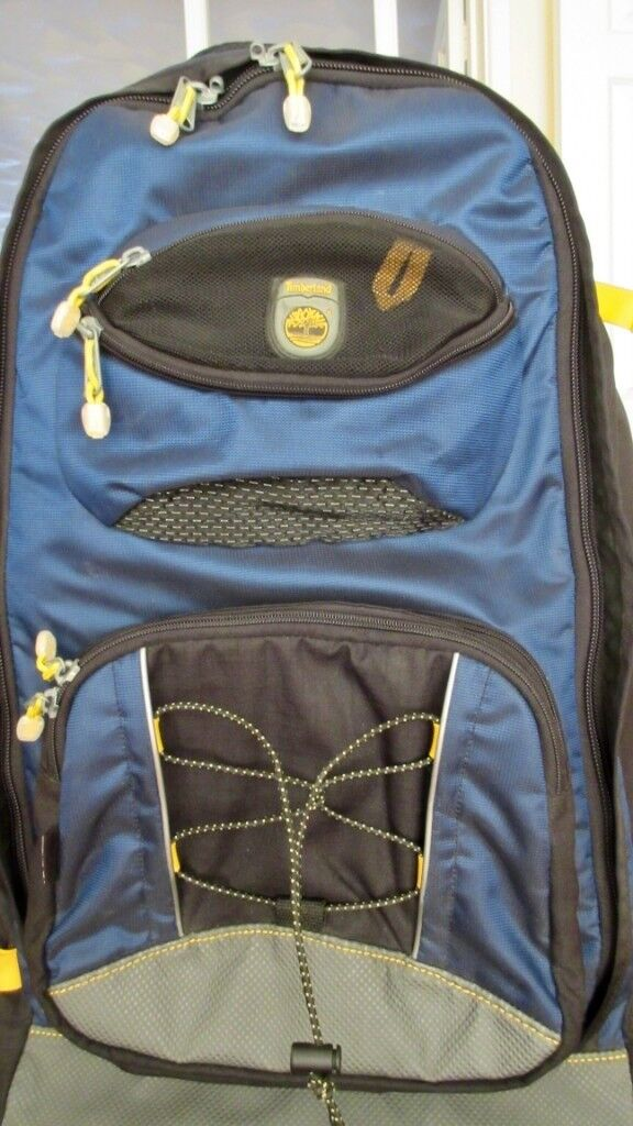 TIMBERLAND WHEELIE TRAVEL BAG  d1b6ae40b5822