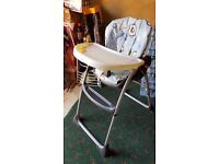 Chicco Children's High Chair