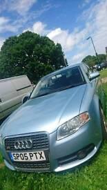 Audi A4 SLine Quattro
