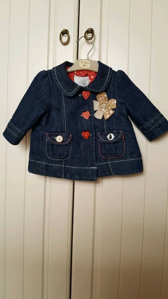 Next 3-6 month baby clothes