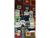 baby boy clothes bundle 3-6 months 38# items