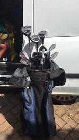 Alpha golf clubs