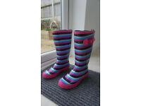 Ladies Wellies Wellington Boots