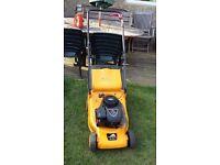 Mcculloch petrol lawn mower briggs and stratton