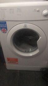 Indesit tumble dryer vented
