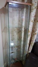DETOLF Glass-door cabinet Show Case IKEA