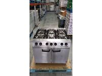 Falcon Dominator G2101 0T 6 Burner Natural Gas Oven Range. London NW10