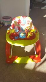 Red kite baby go round twist baby walker