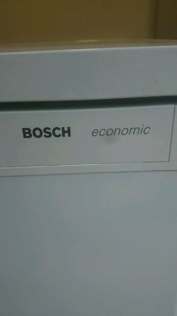 Bosch economic fridge