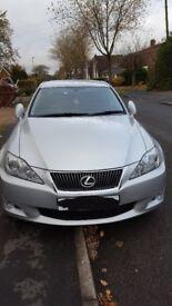 £5,495.00 Lexus IS 220d SE 4dr (2010)(60 reg) Saloon. 53,000 miles. Manual 2.2L Diesel