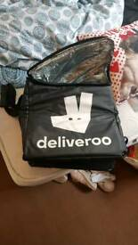 Deliveroo insulation carry bag