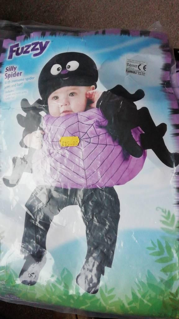 Spider Halloween Fancy Dress Costume 0 24 Months In Perth Perth